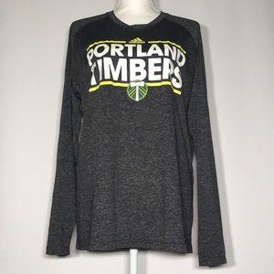 Adidas ultimate Long sleeve T-shirt size large